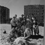 Beach crew, summer 1999.