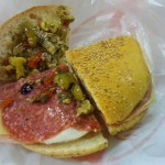 The Gorgeous Muffuletta
