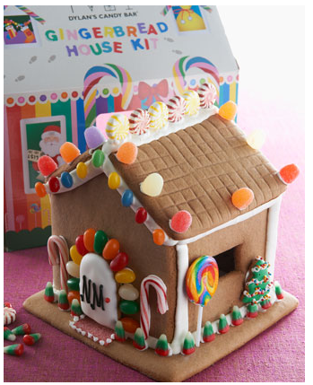 Dylan's Candy Bar Gingerbread House Kit