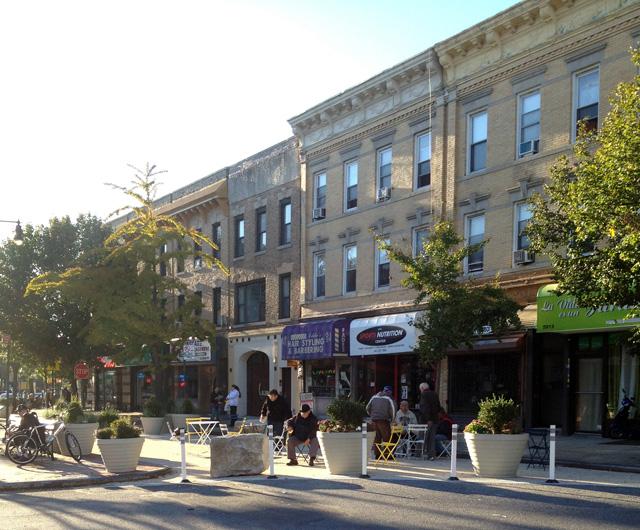 71st Ave. Plaza - Ridgewood Queens
