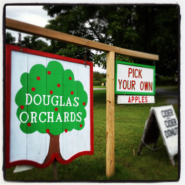 Douglas Orchards VT