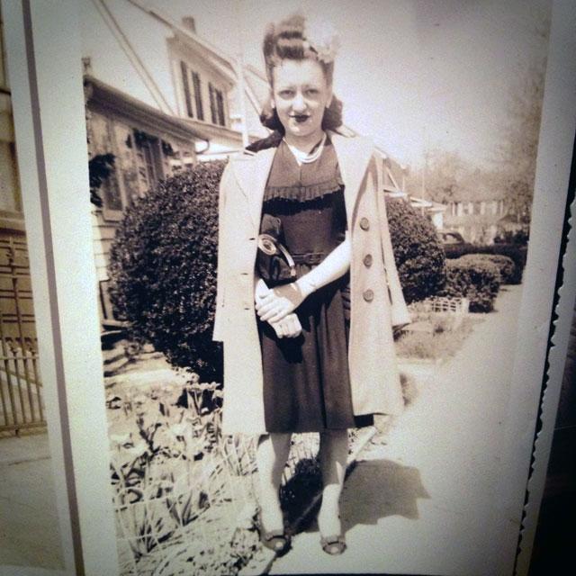 Grandma Mary
