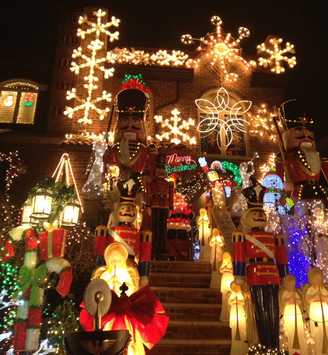 Dyker Heights Brooklyn Christmas
