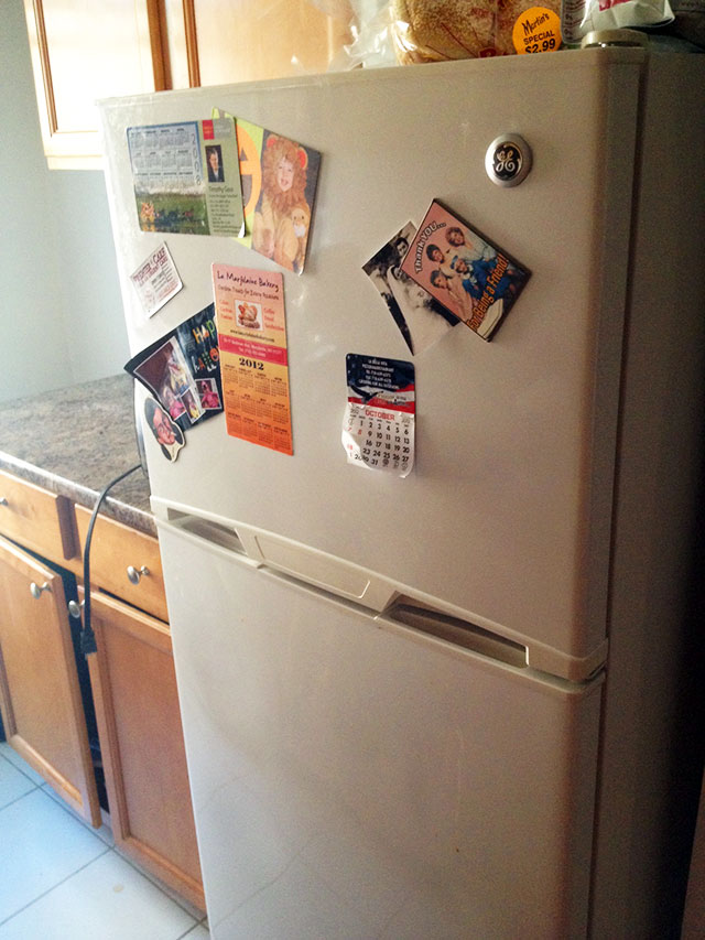 The Gehrhardts Fridge