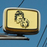 Vintage Hair Salon Sign