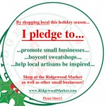 Shop local Ridgewood