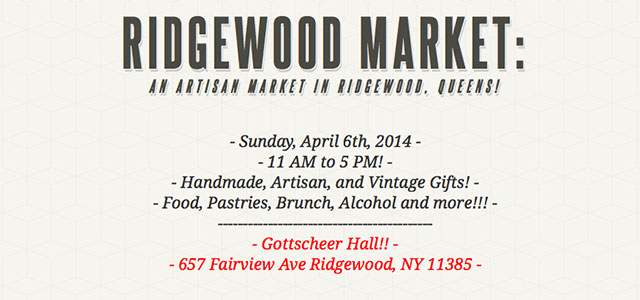 Ridgewood Market