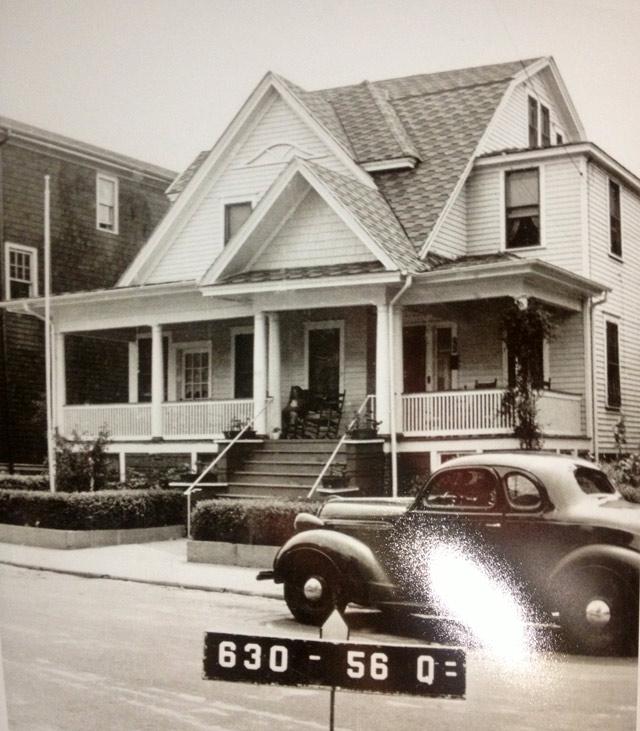 91st Street - Rockaway Beach -1938