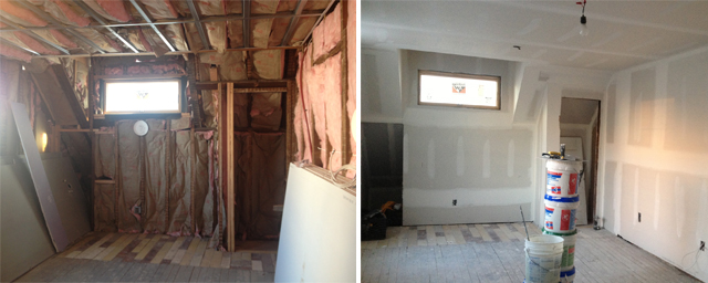 before-after-sheetrock