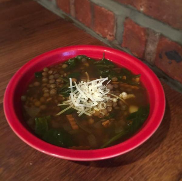 lental-soup