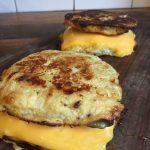 Cauliflower Grilled Cheese (1)
