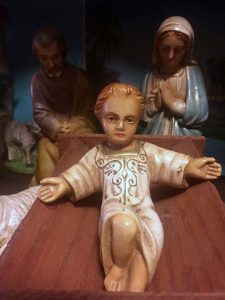 vintage nativity 1