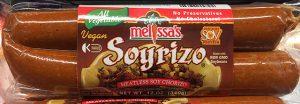Melissa's-Soyrizo