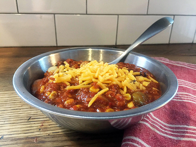 Vegetarian-Chorizo-Chilli