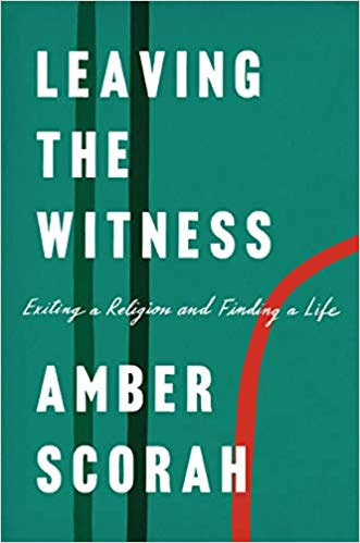 leaving the witness amber scorah