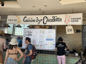 the Cauli Bowls are so good at Cuisine by Claudette Riis Park location