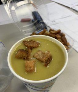 The Famous Split Pea Soup