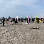 paddle out 2020 rockaway black lives matter