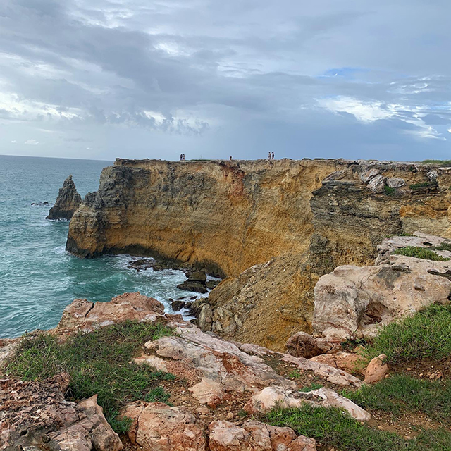 Cabo Rojo Lighthouse area