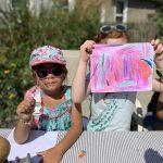 Next generation of Rockaway Beach artist