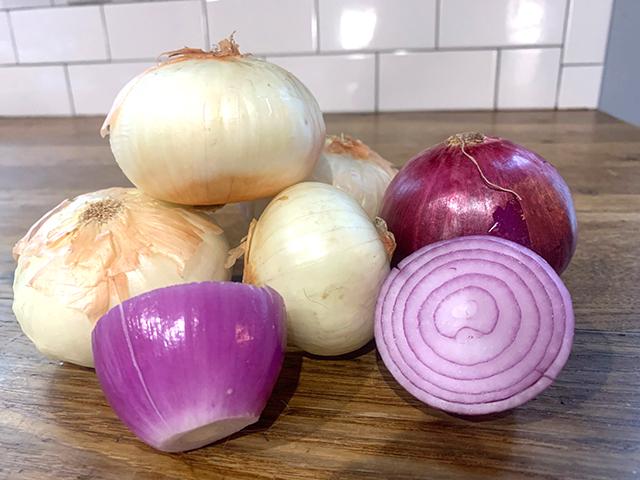 Raw Onion Roti 2
